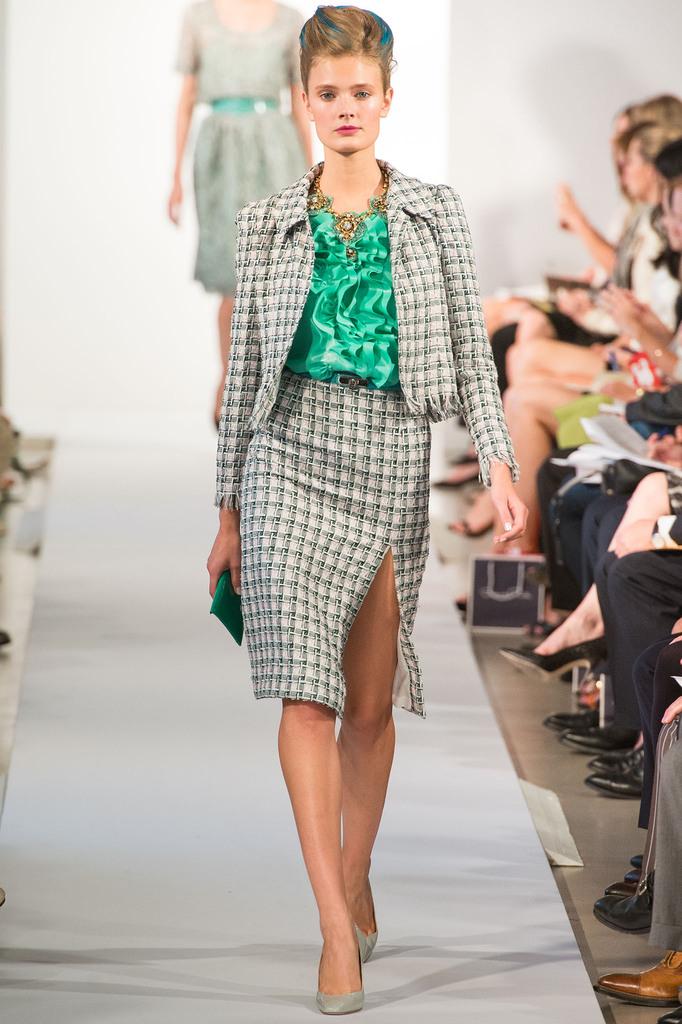 Oscar de la Renta - Spring 2013, New York Fashion Week