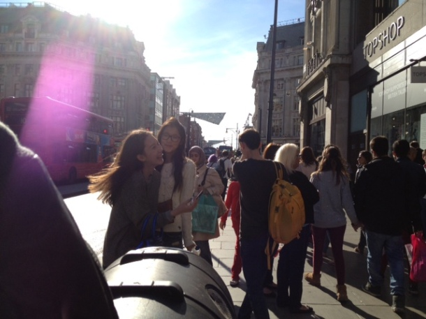 Topshop - London Fashion Week, Live-streaming of 2Spring 2013 Collection