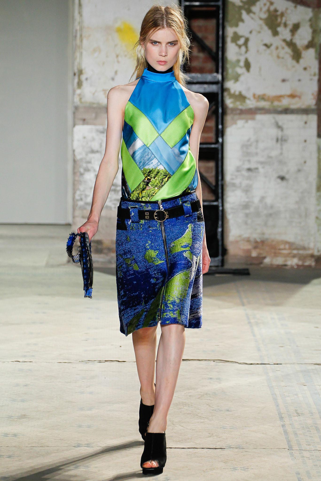 Proenza Schouler - Spring 2013, New York Fashion Week