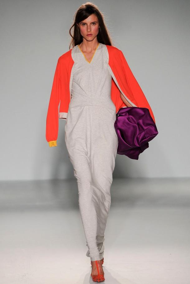 Roksanda Ilincic - London Fashion Week, Spring 2013