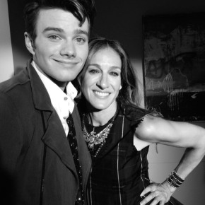 Sarah Jessica Parker Stars In Glee As Vogue Editor! Once More A TV Series StyleIcon?
