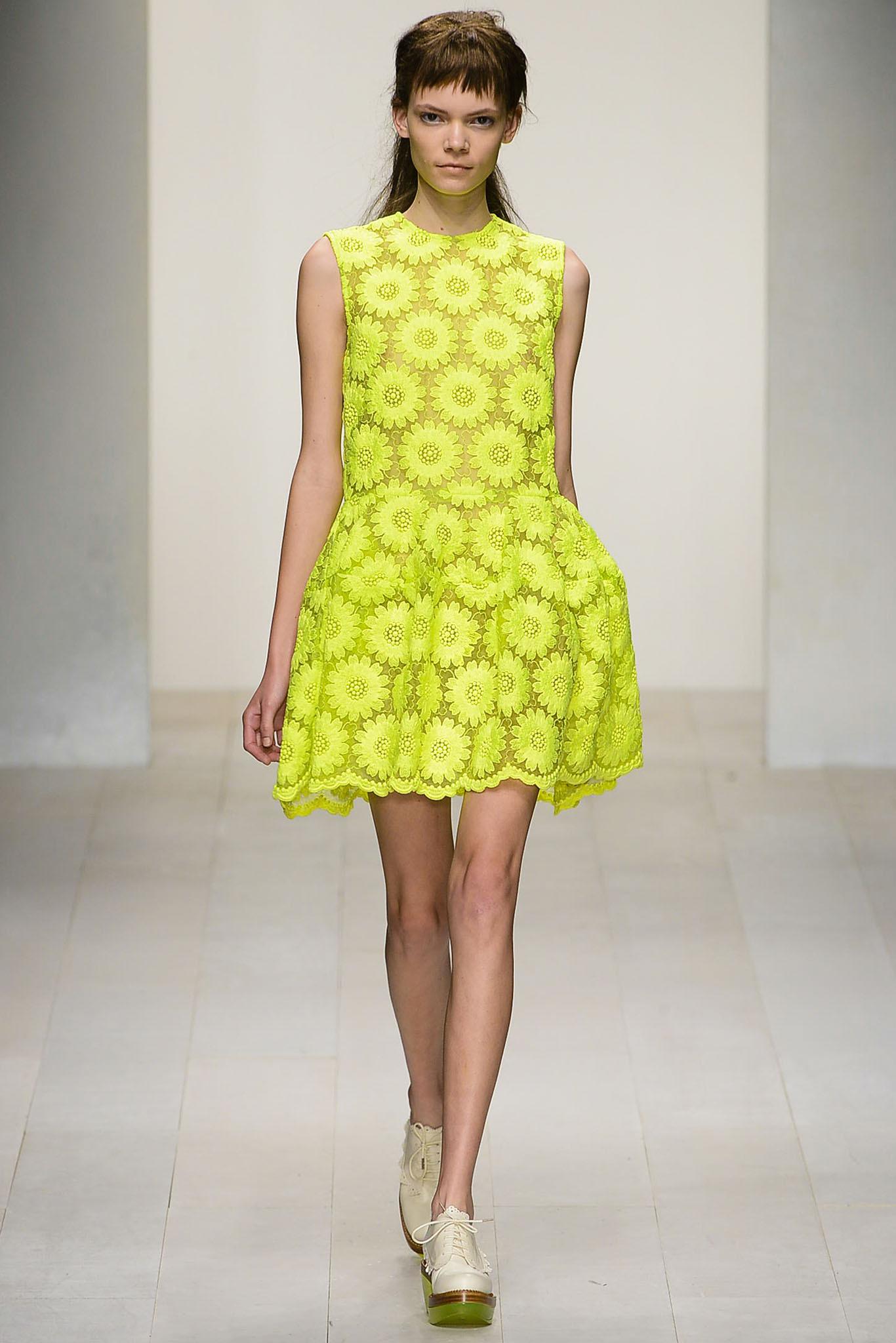 Simone Rocha - London Fashion Week, Spring 2013