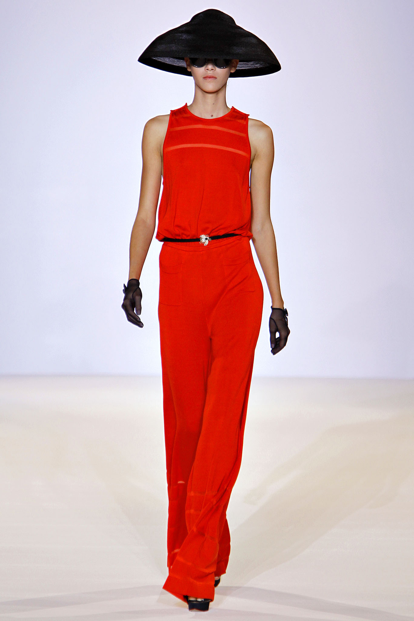Temperley London - London Fashion Week, 2013 Spring