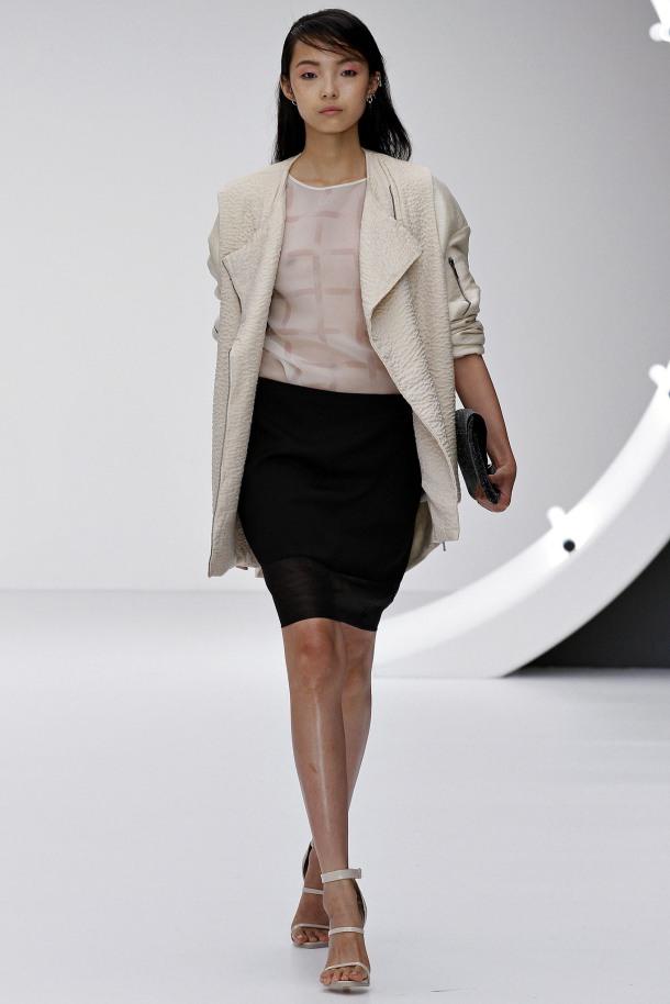 Topshop Unique - London Fashion Week, Spring 2013