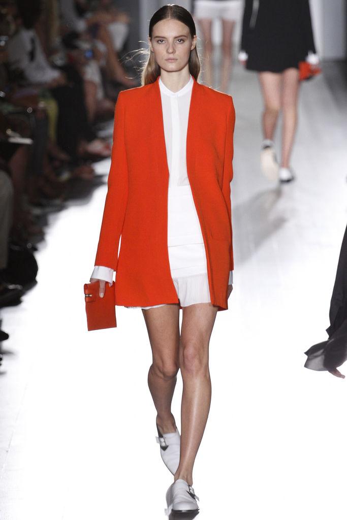 Victoria Beckham - Spring 2013, New York Fashion Week