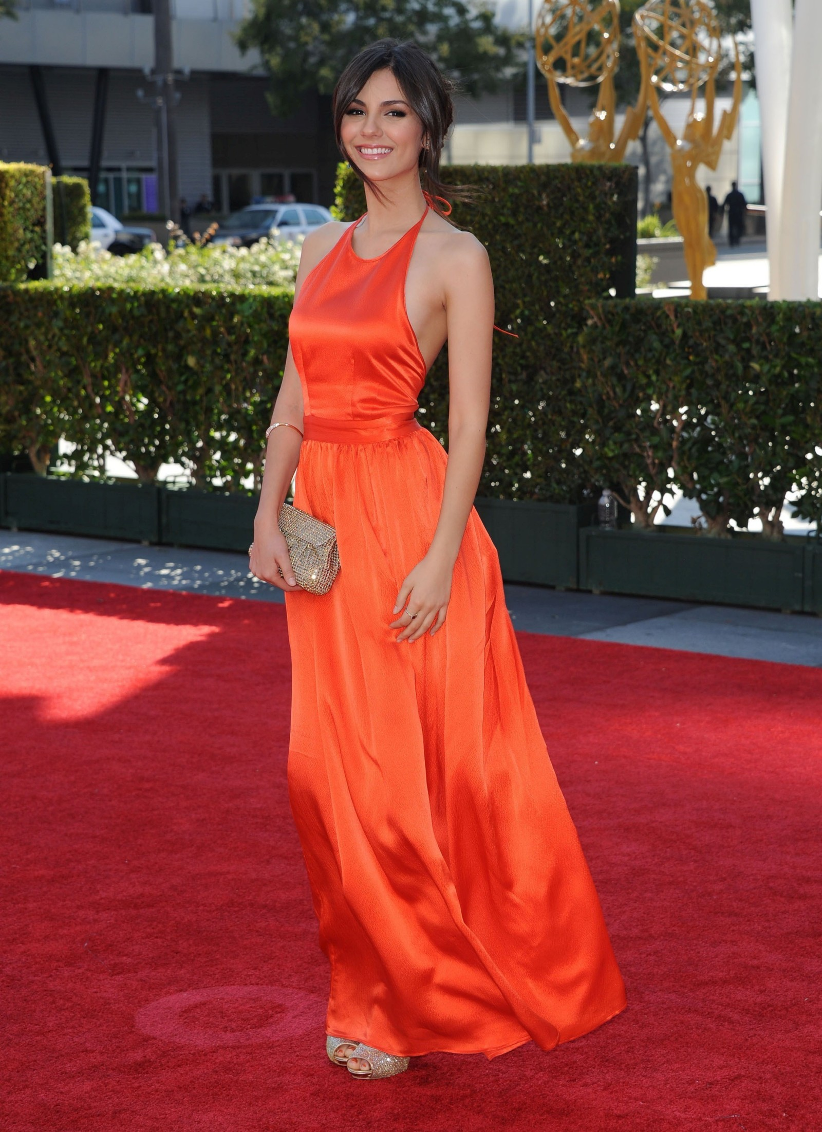2012 Emmy Awards See The Best Red Carpet Dresses The