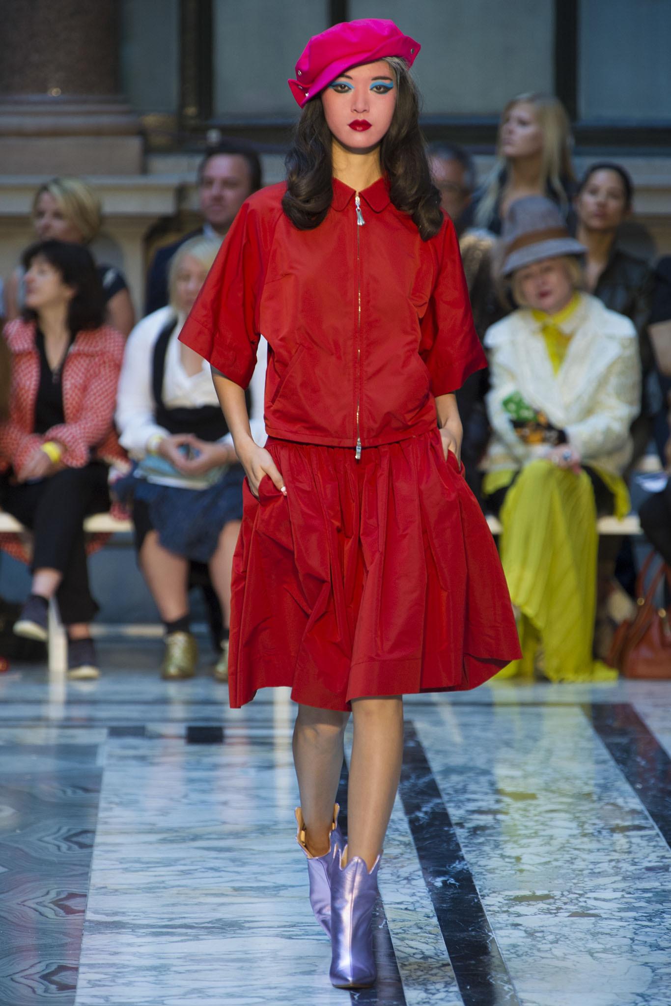 Vivienne Westwood Red Label - London Fashion Week, 2013 Spring