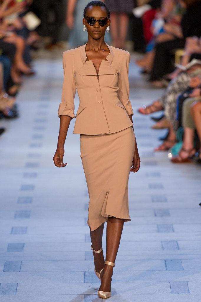 Zac Posen - Spring 2013, New York Fashion Week