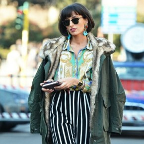 What To Wear This Winter? Is Parka The It-Coat Of2012/2013?