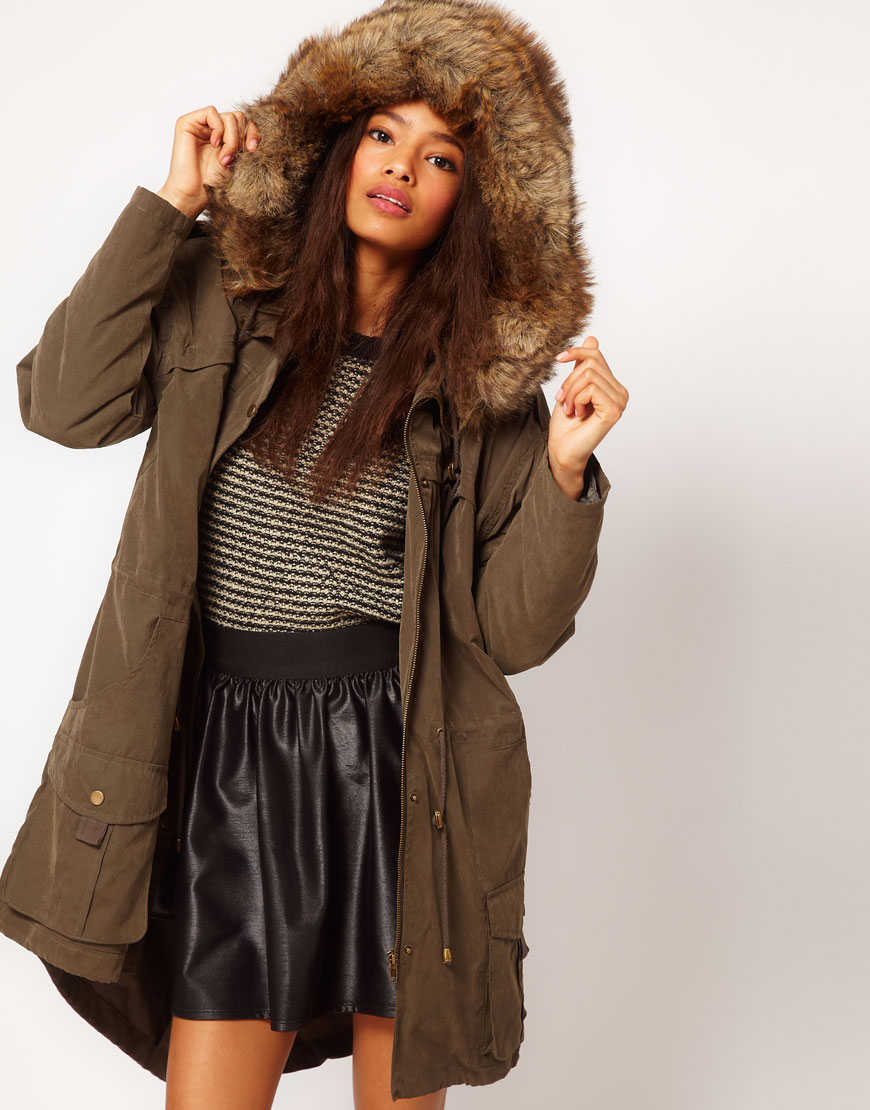 asos parka 2013 winter fashion What To Wear This Winter? Is Parka The It Coat Of 2012/2013?