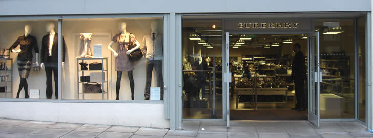 burberry factory hackney fashion hub 6 Will East Londons Hackney Become The New Fashion Hub In Town?
