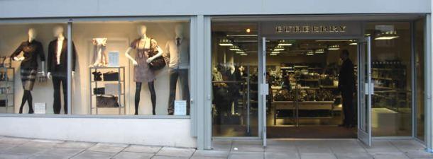 Burberry Factory in Hackney; Hackney will be London's 'Fashion Hub'