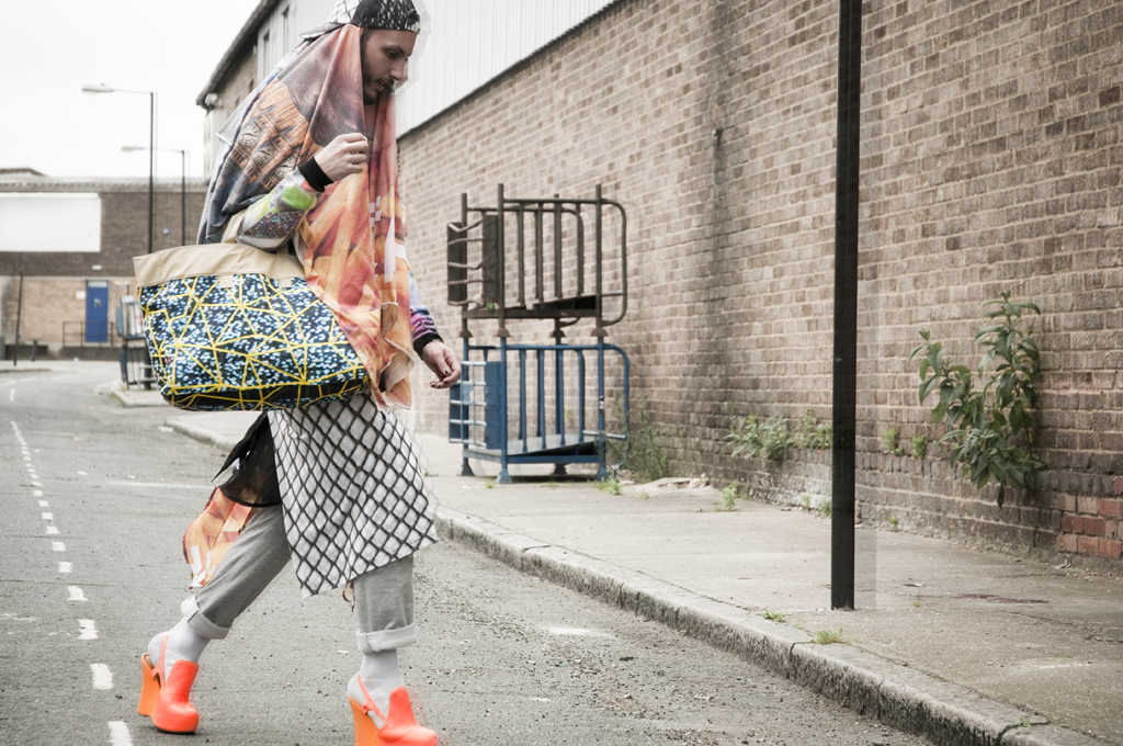 London, Hackney street style