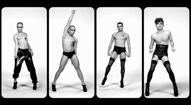 kazaky boys fb Kazaky   The Stiletto Stomping Boy Band Who Breaks All Stereotypes!