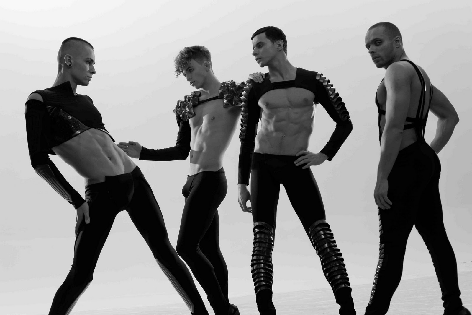 kazaky boys Kazaky   The Stiletto Stomping Boy Band Who Breaks All Stereotypes!