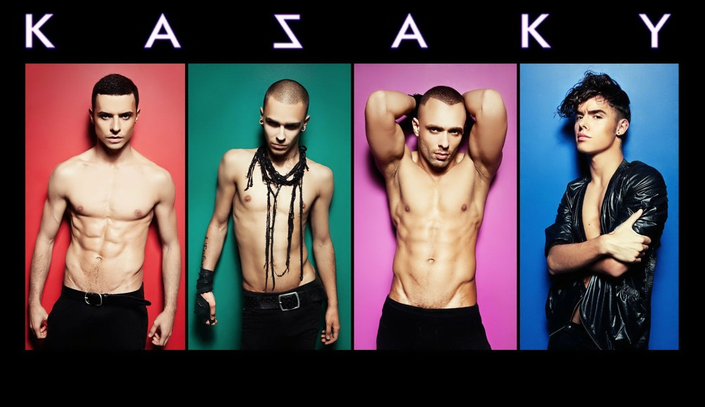 kazaky boys2 Kazaky   The Stiletto Stomping Boy Band Who Breaks All Stereotypes!