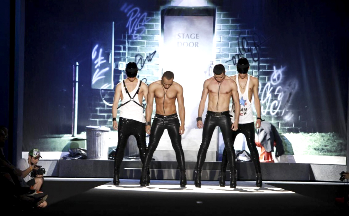 kazaky dsquared1 Kazaky   The Stiletto Stomping Boy Band Who Breaks All Stereotypes!