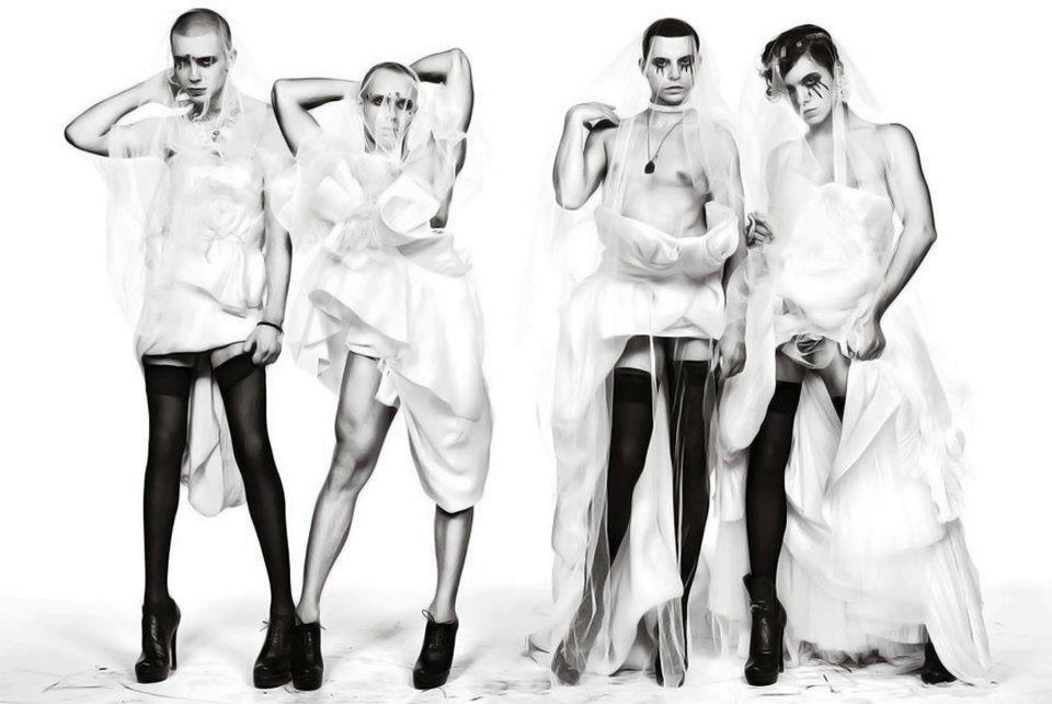 kazaky fb Kazaky   The Stiletto Stomping Boy Band Who Breaks All Stereotypes!