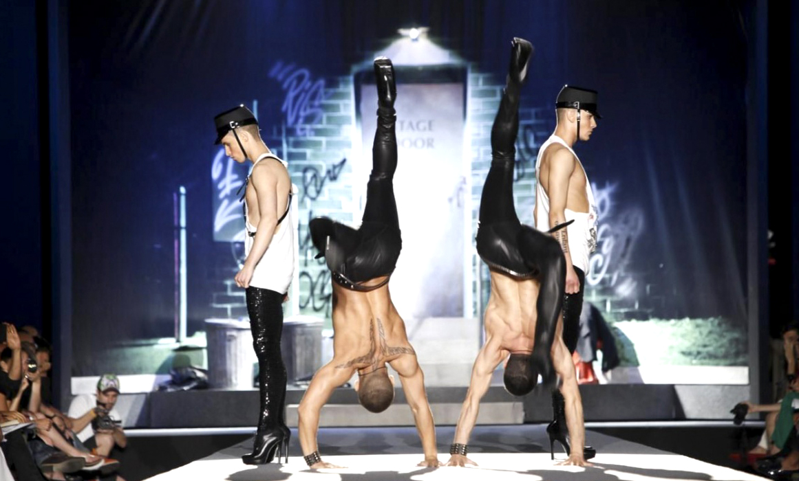kazaky0 Kazaky   The Stiletto Stomping Boy Band Who Breaks All Stereotypes!