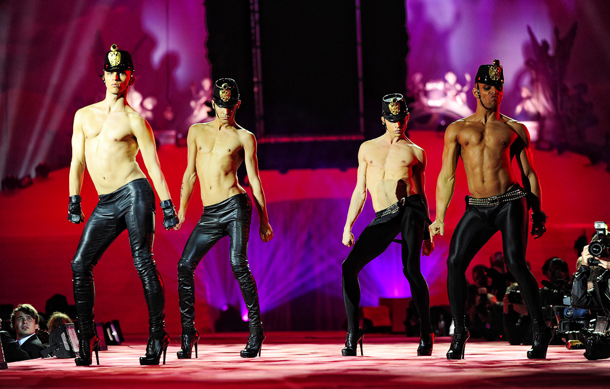 kazaky1 Kazaky   The Stiletto Stomping Boy Band Who Breaks All Stereotypes!