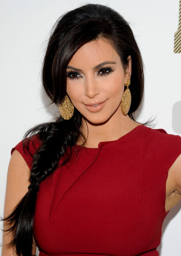 Kim Kardashian Beauty, Makeup & Hairstyle