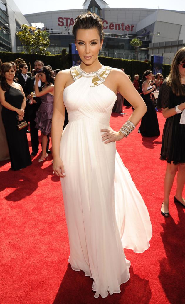 Kim Kardashian Shares Her 6 Favorite Red Carpet Dresses of ...  |Kim Kardashian Red Carpet Dresses
