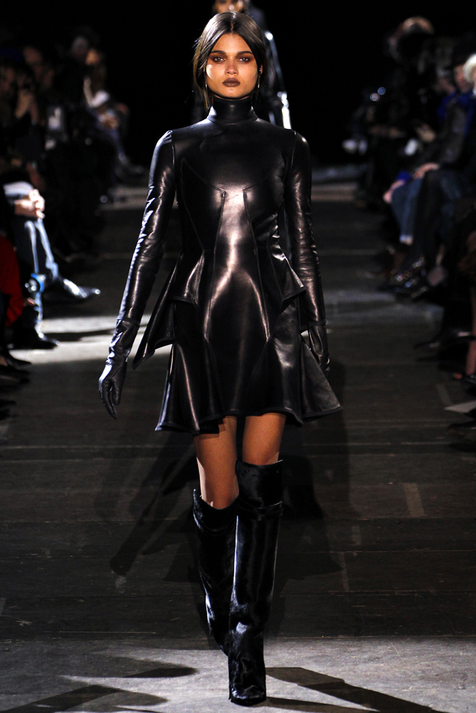 Leather Trend - Autumn-Winter 2012-2013; Givenchy