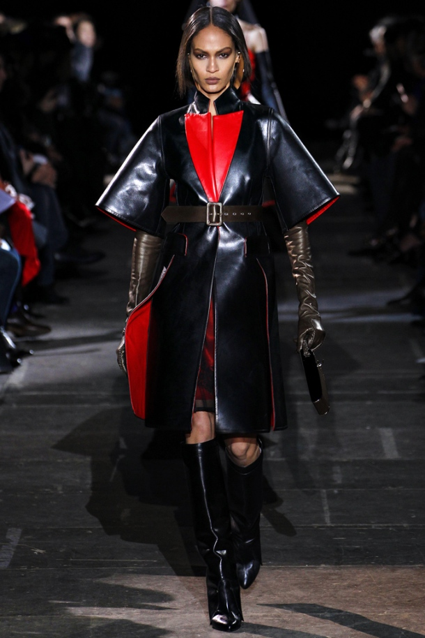 Leather Trend  - Autumn Winter 2012-2013; Givenchy