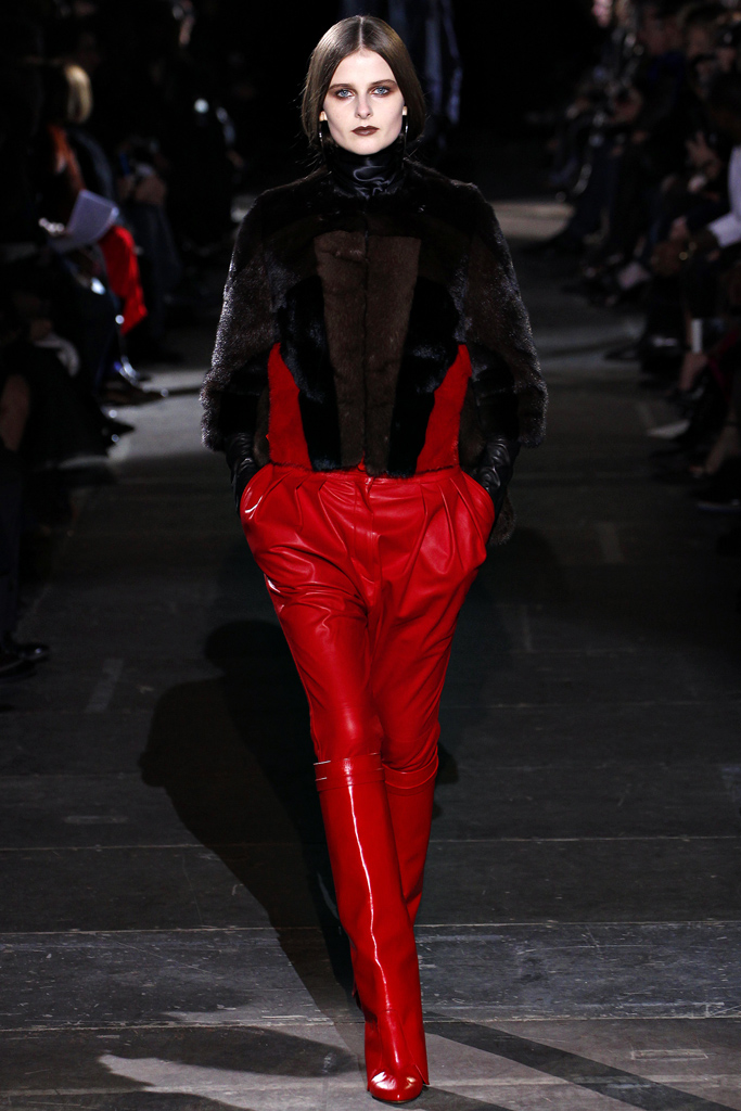 Leather Trend - 2012-2013 Autumn Winter; Givenchy