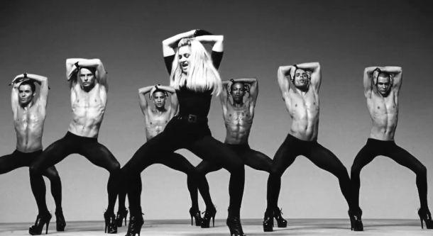 Madonna & Kazaky boys