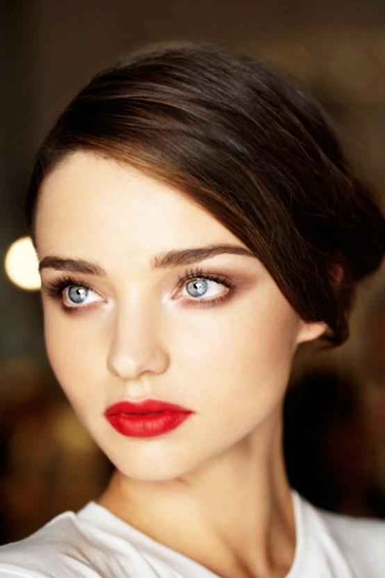 Miranda Kerr - Red Lips