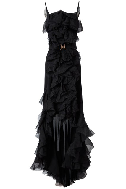 Nina- Rcci dress (Anna Karenina inspired logueook) via V