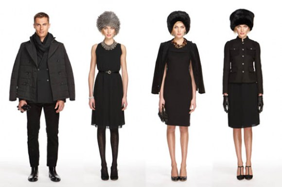 Banana Republic Russian Fashion Trend - Anna Karenina Collection