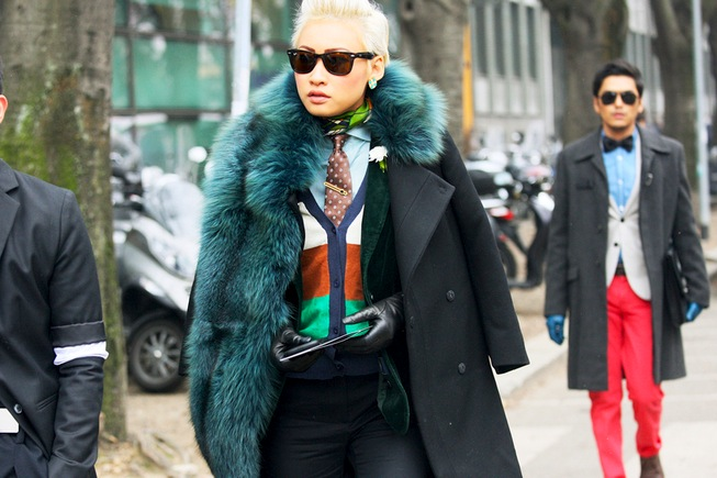 Russian Fashion Trend, Street Style