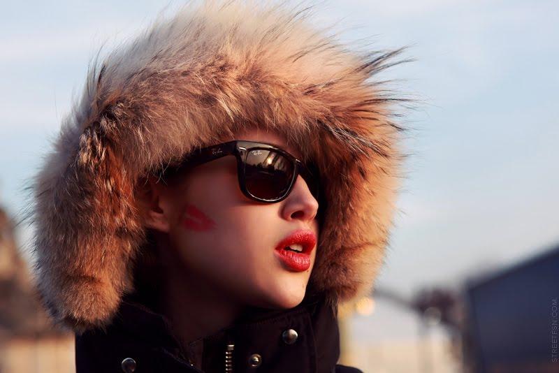 Russian Trend, Street Style