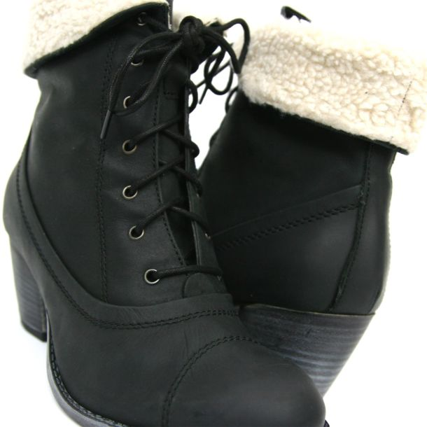 Moda In Pelle- Abraham Ankle Boots, £49.95