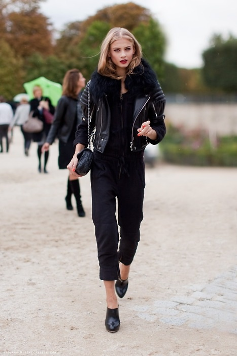 Models Off Duty Looks Are Models The New Style Icons The Fashion Tag Blog