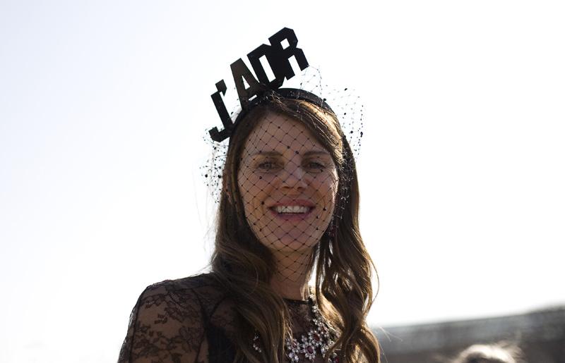 Anna Delo Russo Headpiece