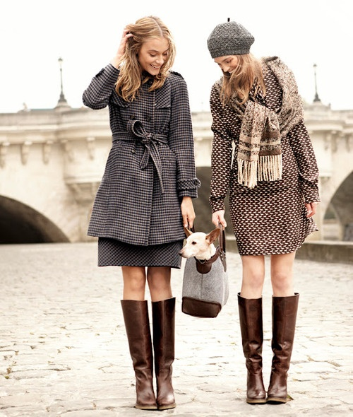autumn style coats Coat Styles For Winter 2013! What To Wear?