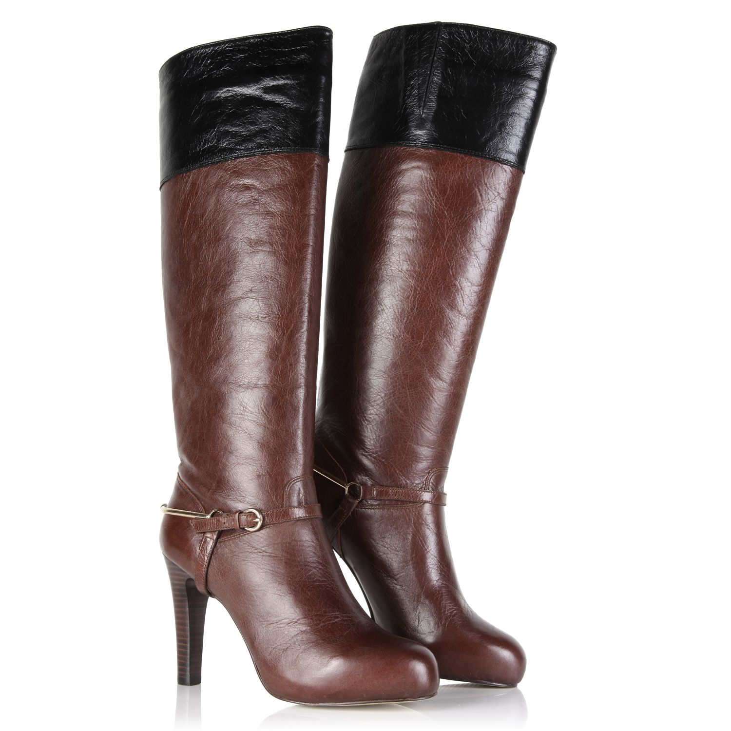 boots 1 Moda In Pelles Tips For 2012   2013 Autumn/Winter! How To Wear Boots In Style This Season!