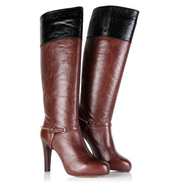 Moda In Pelle- Tarnia Heeled Boots; £169.95