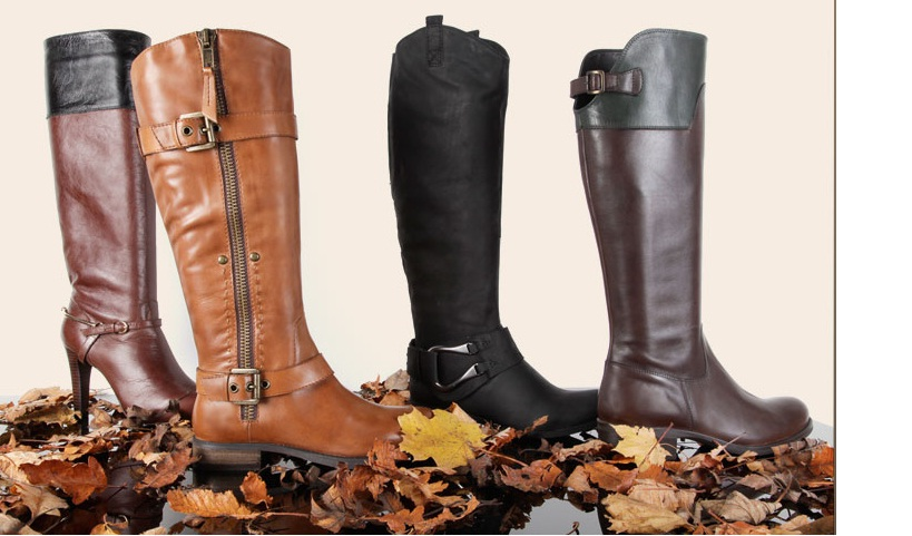 boots2 Moda In Pelles Tips For 2012   2013 Autumn/Winter! How To Wear Boots In Style This Season!