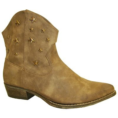 Brown Ankle Boots from Kohls