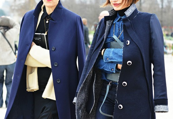 coat style Coat Styles For Winter 2013! What To Wear?