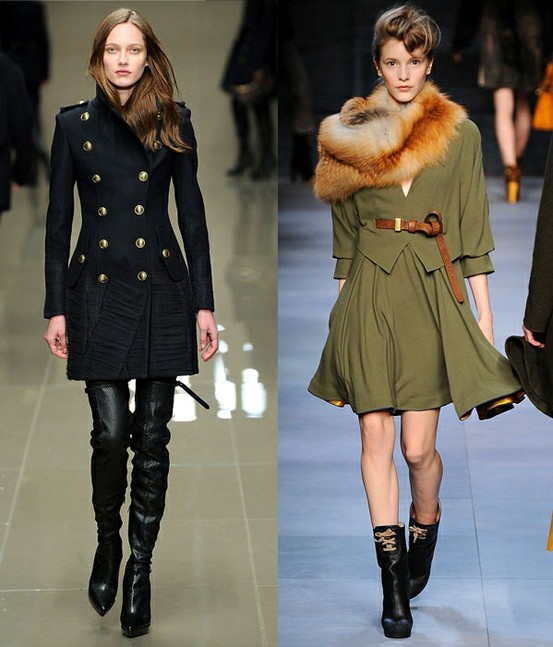 coat winter trends Coat Styles For Winter 2013! What To Wear?