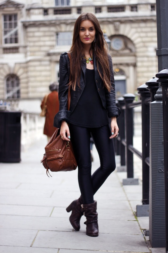 How To Wear Ankle Boots? Looks Tips u0026 Street Style Close-Up! | Fashion Tag Blog