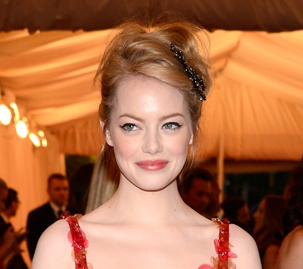 Emma Stone Headpiece