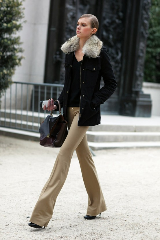 Are Flared Jeans & Trousers Back In Style? How To Wear ...