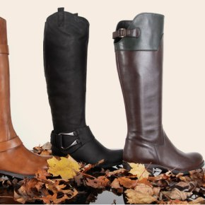 Moda In Pelle's Tips For 2012 – 2013 Autumn/Winter! 'How To Wear Boots In Style ThisSeason'!