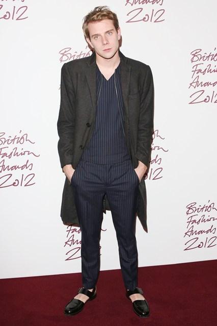 J. W. Anderson - British Fashion Awards 2012